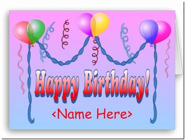 Happy Birthday Template Word Awesome Happy Birthday Template Word