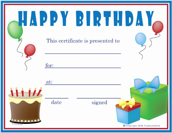 Happy Birthday Template Word Lovely Birthday Certificate Templates – 26 Free Psd Eps In Design format Download