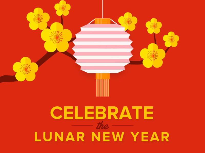 Happy New Year Email Template Beautiful Happy Lunar New Year Email Template by Junoteam On Dribbble