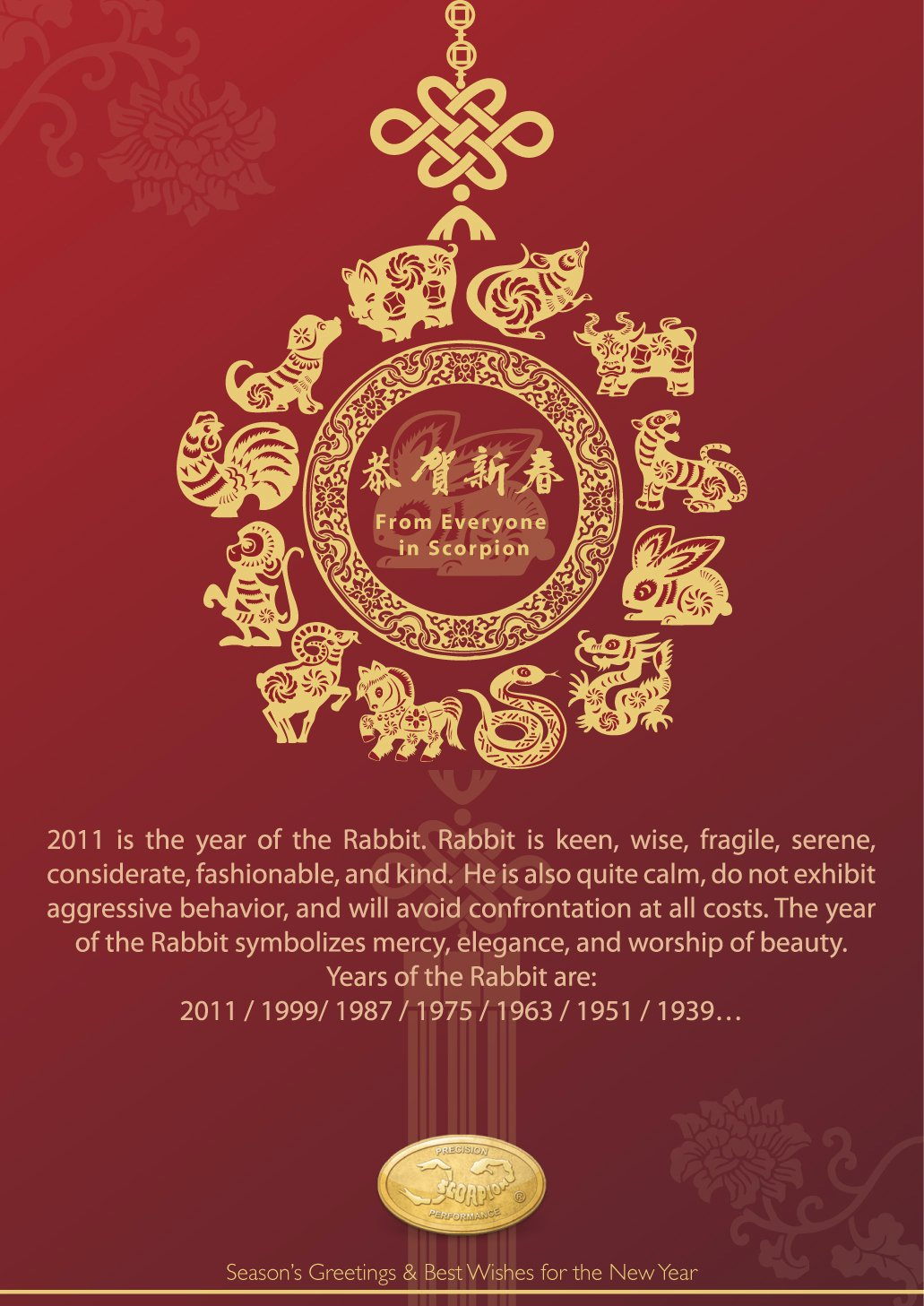 Happy New Years Email Template Beautiful Chinese New Year Email Template – Happy New Year 2019
