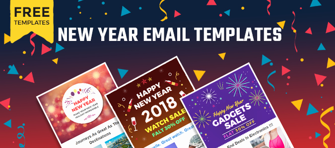 Happy New Years Email Template New 5 New Year & Holiday Email Templates $0 [download now]