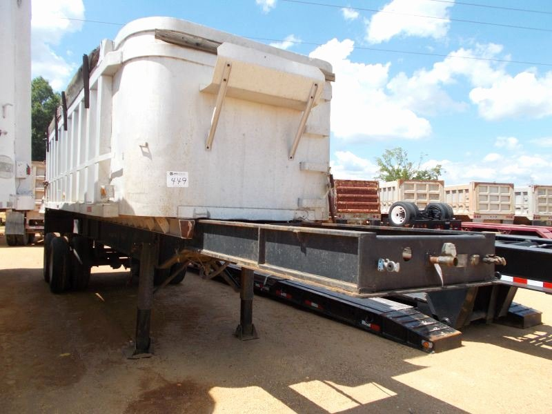 Heavy Equipment Bill Of Sale Fresh 1972 Trailco T A Dump Trailer S N 8682 30 Frame 24 Bed 17 5r22 5 Tires Bill Of Sale Only