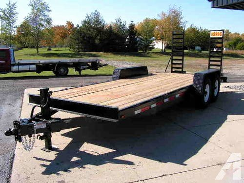 Heavy Equipment Bill Of Sale Unique 20 Equipment Trailer Gvw for Sale In Edgerton Ohio Classified