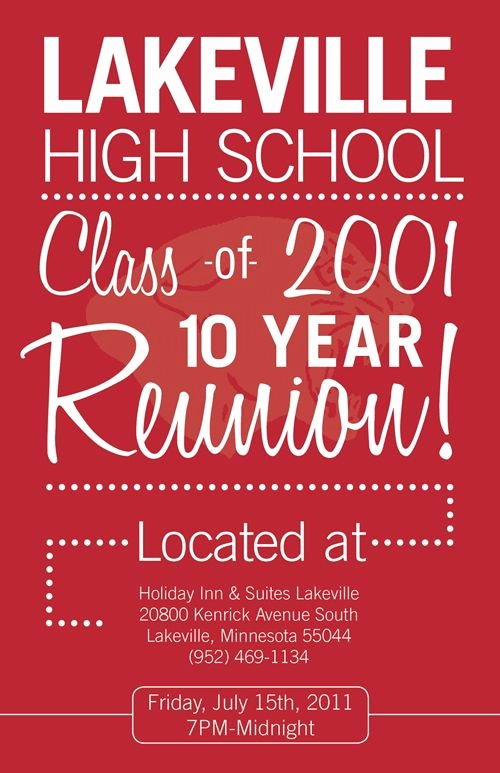 High School Reunion Flyer Elegant Lv High School Reunion Michael Long …