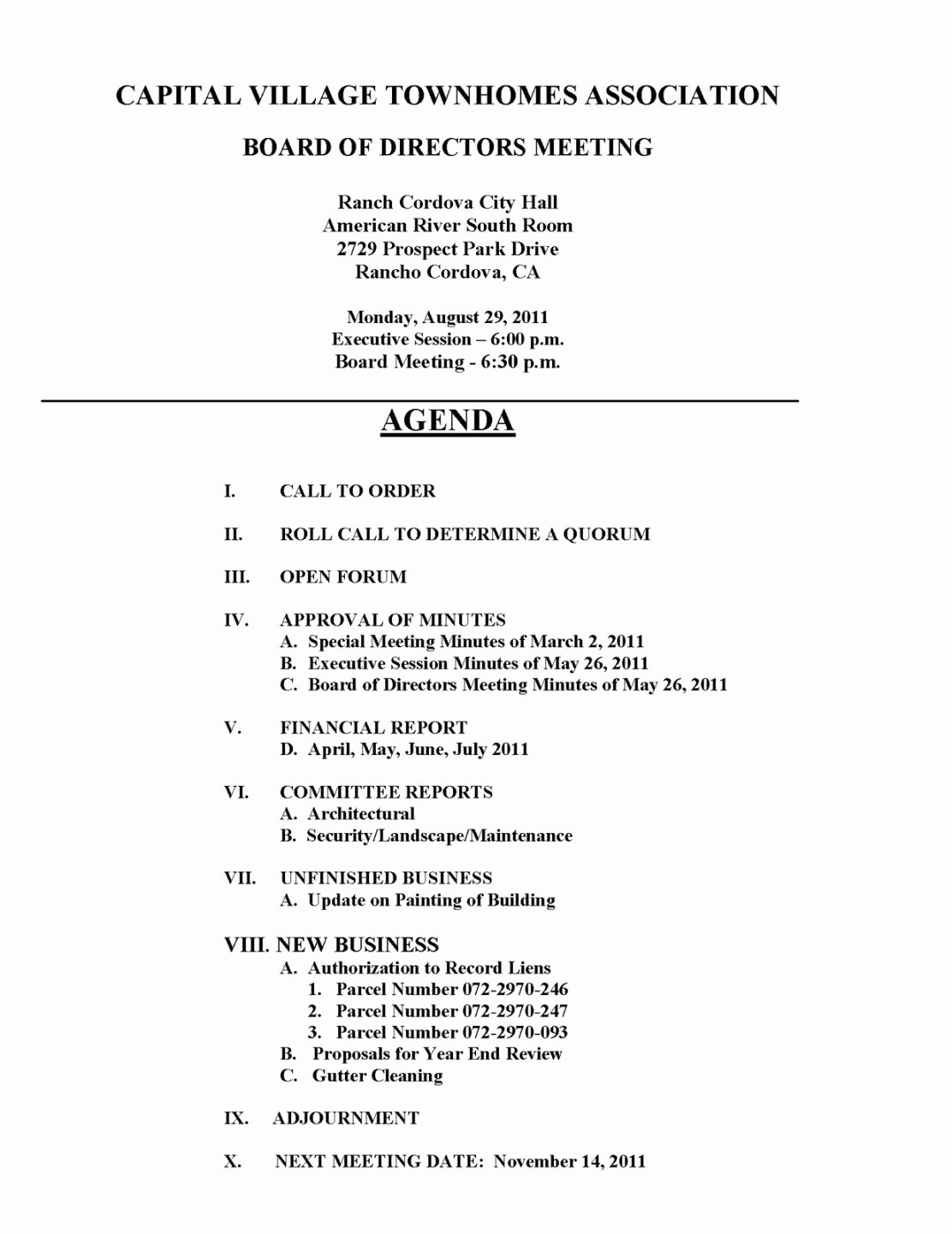 Hoa Meeting Minutes Template Awesome Condo association Meeting Minutes Template