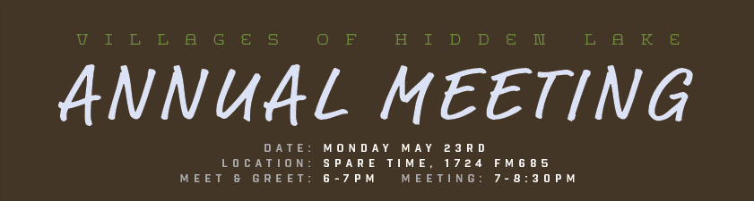 Hoa Meeting Minutes Template Beautiful Hoa Annual Meeting – Villages Of Hidden Lake Hoa