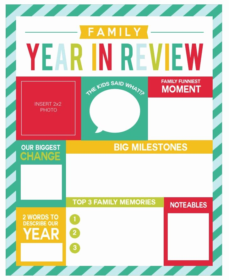 Holiday Newsletter Templates Free Best Of 7 Free Christmas Letter Templates and Ideas