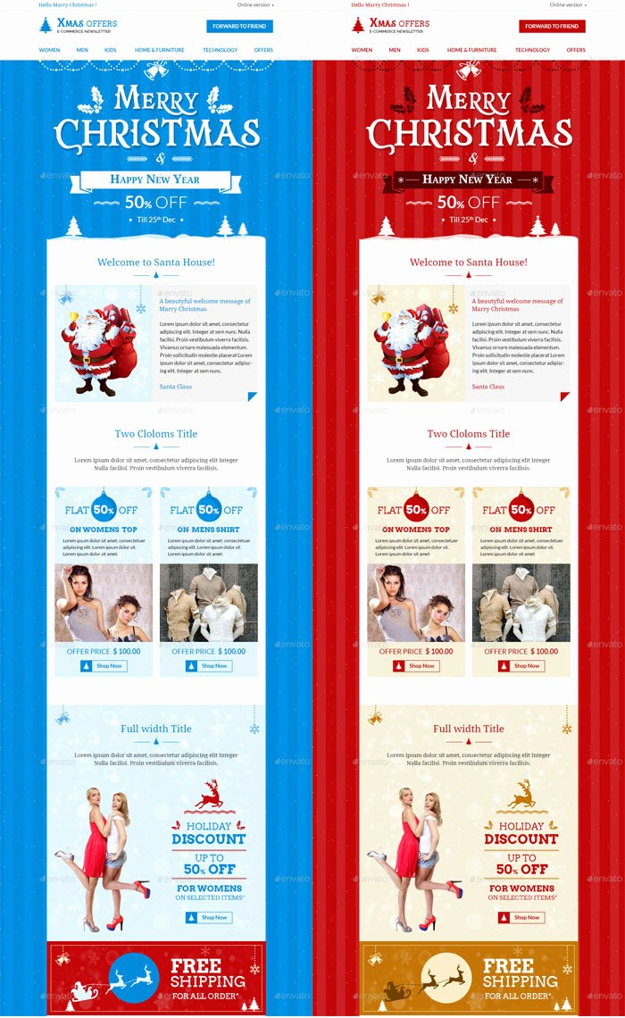 Holiday Newsletter Templates Free Fresh 9 Christmas Newsletter Templates to Create Printable and E Newsletters