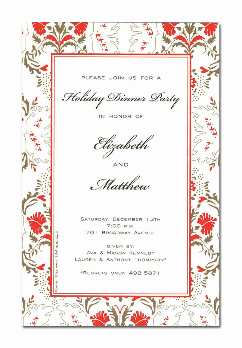 Holiday Open House Invitations Elegant Christmas Open House Invitations Christmas Open House Invitations for Special events
