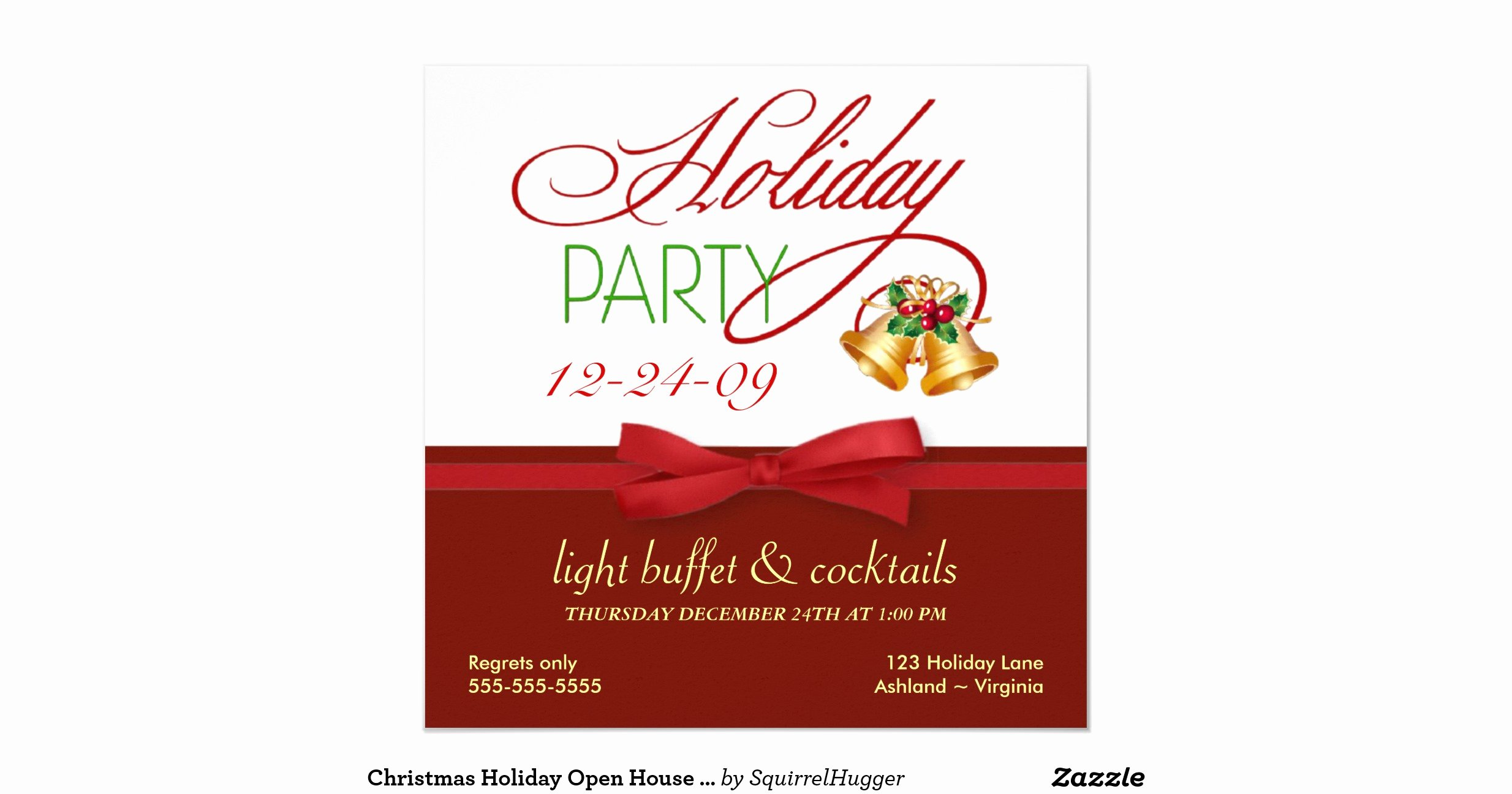Holiday Open House Invitations Unique Christmas Holiday Open House Invitations Rf75f66e3cbca Ea752c0e2d01f82 Zk9yl 1200 Rlvnet