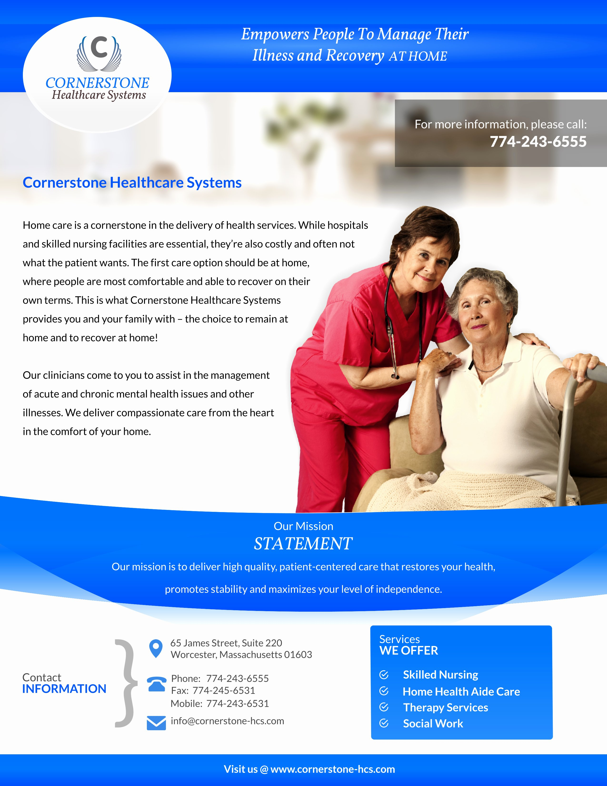Home Health Care Flyers Best Of Cornerstone Home Health Okc Homemade Ftempo