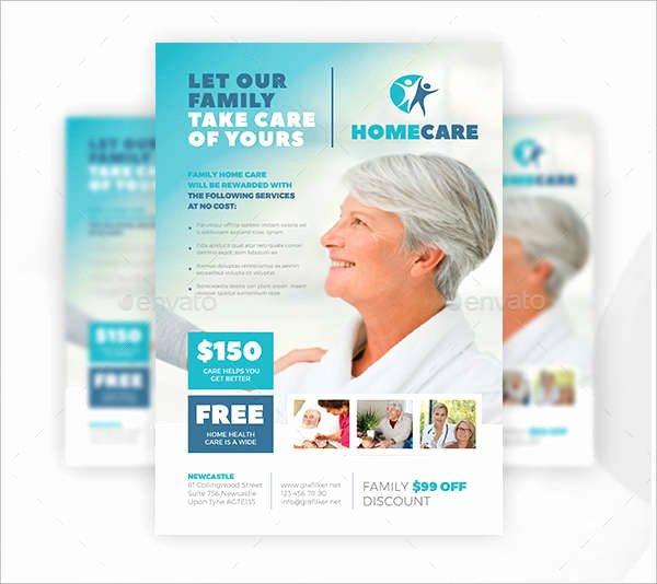 Home Health Care Flyers Elegant 43 Health Flyer Designs Eps Vector Word Psd Ai