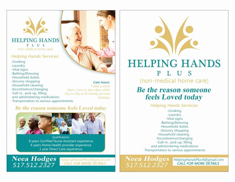 Home Health Care Flyers Fresh Business Flyers