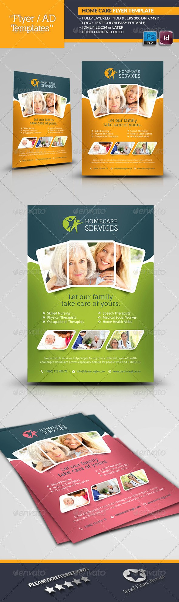 Home Health Care Flyers Lovely Free Template for A Seniors Nursing Home Care Flyers