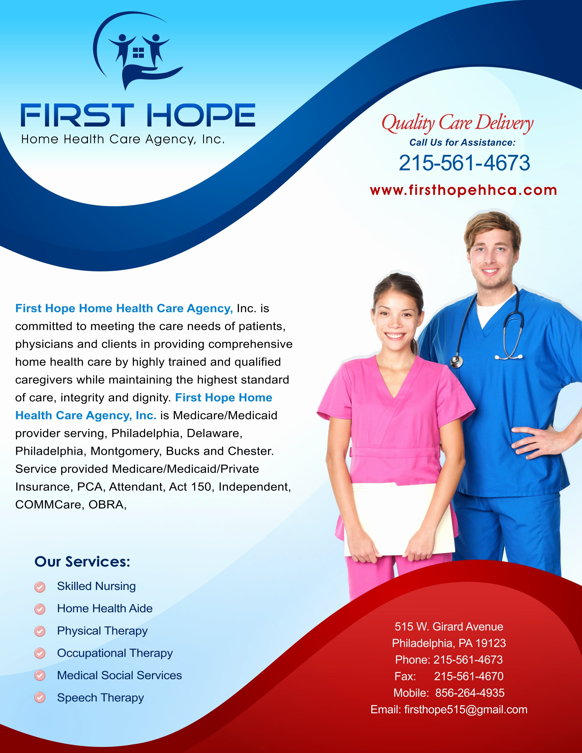 Home Health Care Flyers Lovely Home Health Admission