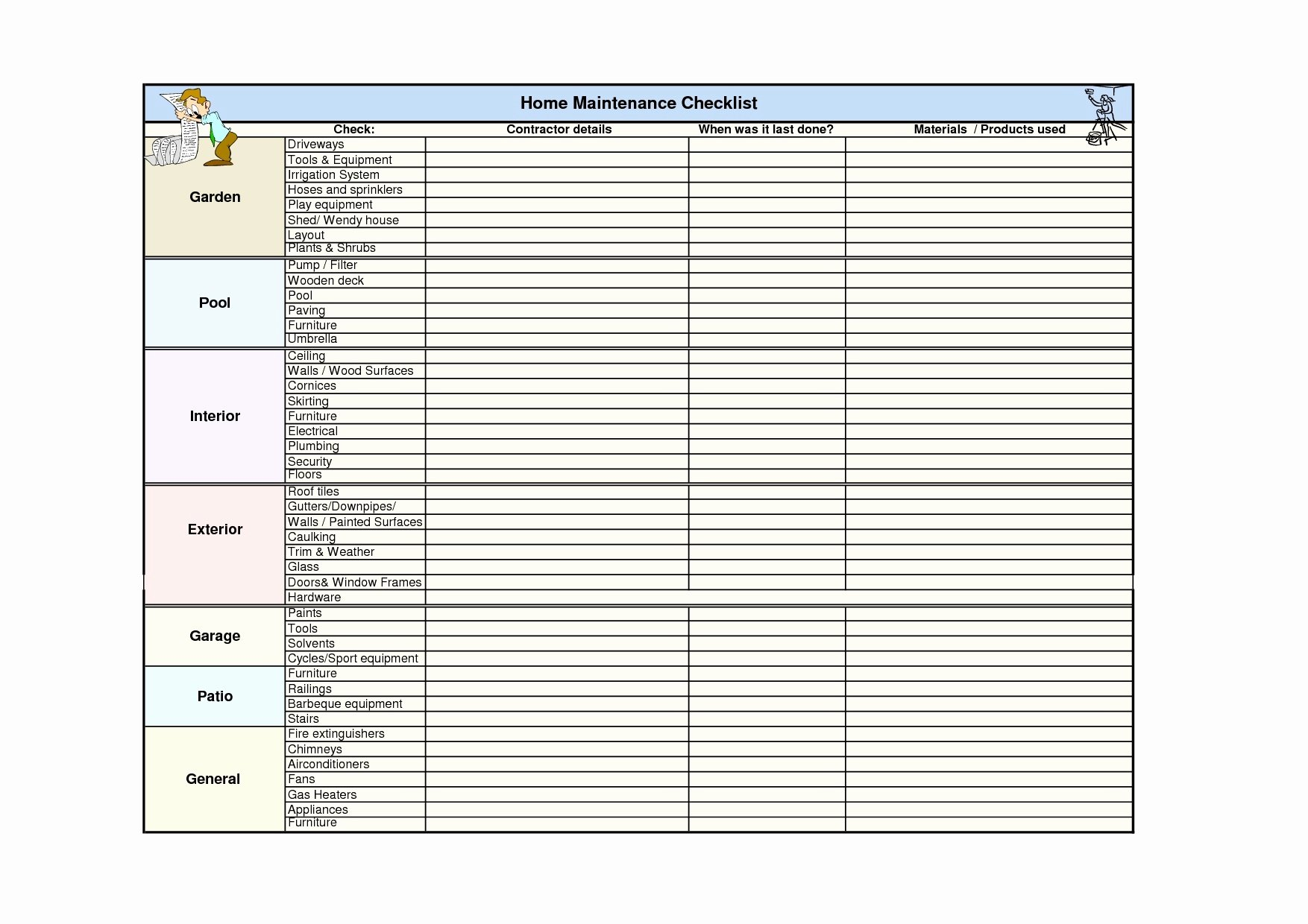 Home Maintenance Schedule Spreadsheet Awesome Spreadsheet Template Page 413 Las Vegas Spreadsheet Sweepstakes Tracking Spreadsheet Excel