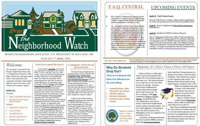 Homeowners association Newsletter Template Luxury 13 Free Newsletter Templates You Can Print or Email as Pdf