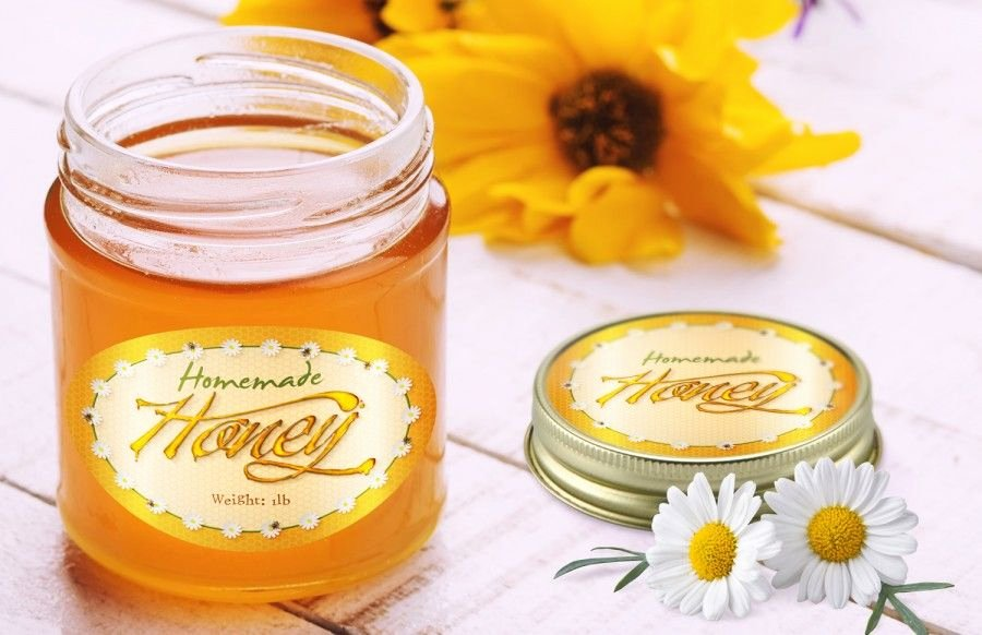 Honey Jar Labels Printable Fresh Another Jar Label Template This Time for Honey Jars Our