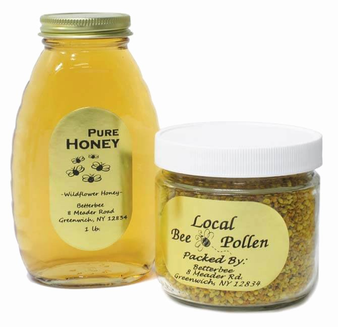 Honey Jar Labels Printable Inspirational Small Oval Gold Custom Honey Jar Labels