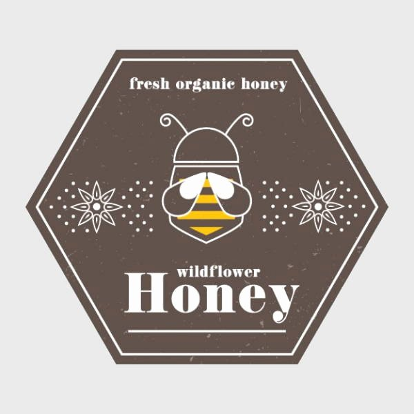 Honey Jar Labels Template Luxury 8 Honey Jar Label Templates Psd Word Pdf