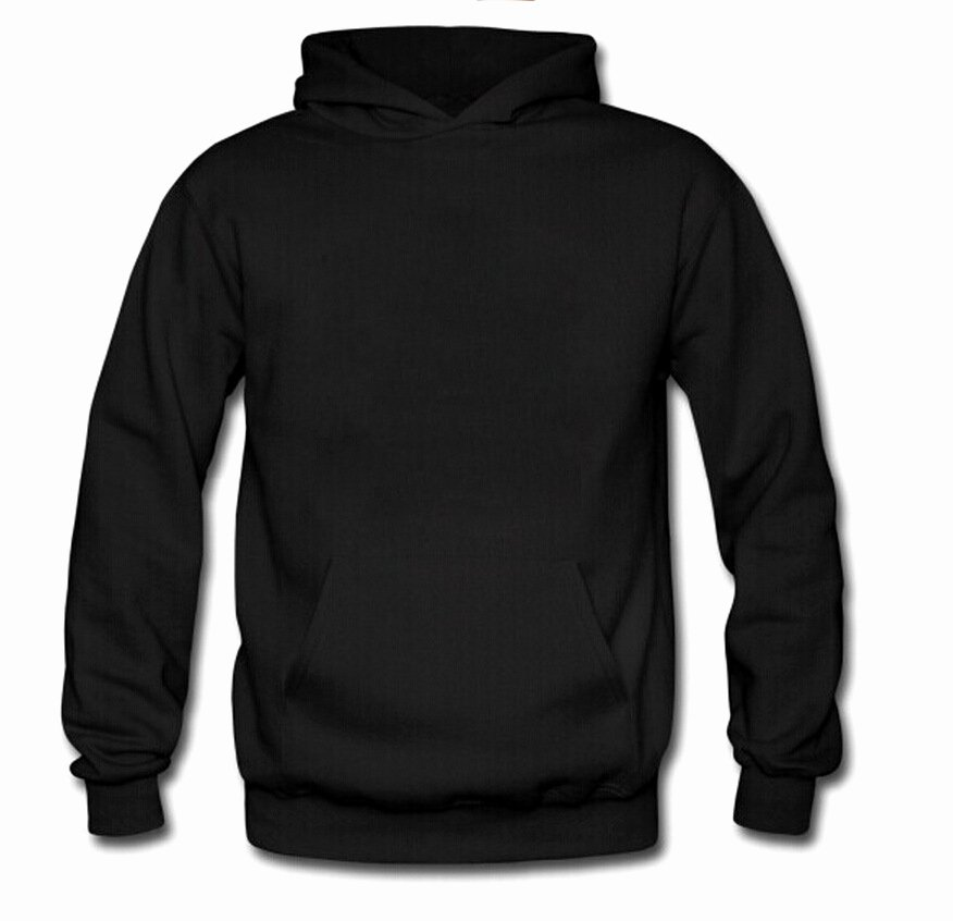 Hoodie Front and Back Awesome 2019 wholesale wholesale Autumn and Winter Men S Hooded Head Blank Color Hoo From Tuhua $23