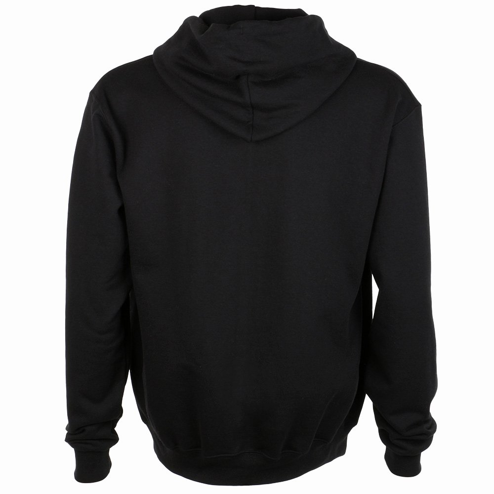 Hoodie Front and Back Lovely Men S Autism Zip Up Hoo Sweatshirt Black