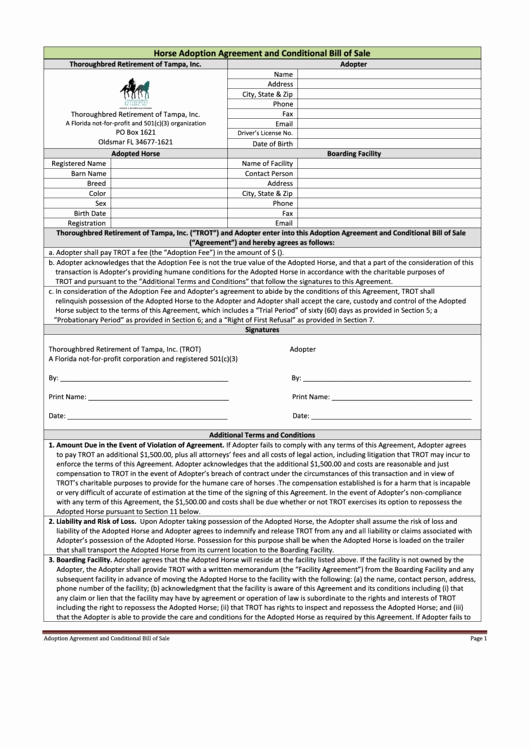 Horse Bill Of Sale form Elegant top Bill Sale form Florida Templates Free to In Pdf format