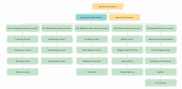 Hospital organizational Chart Examples Fresh What is the organization Structure Of A Hospital Quora