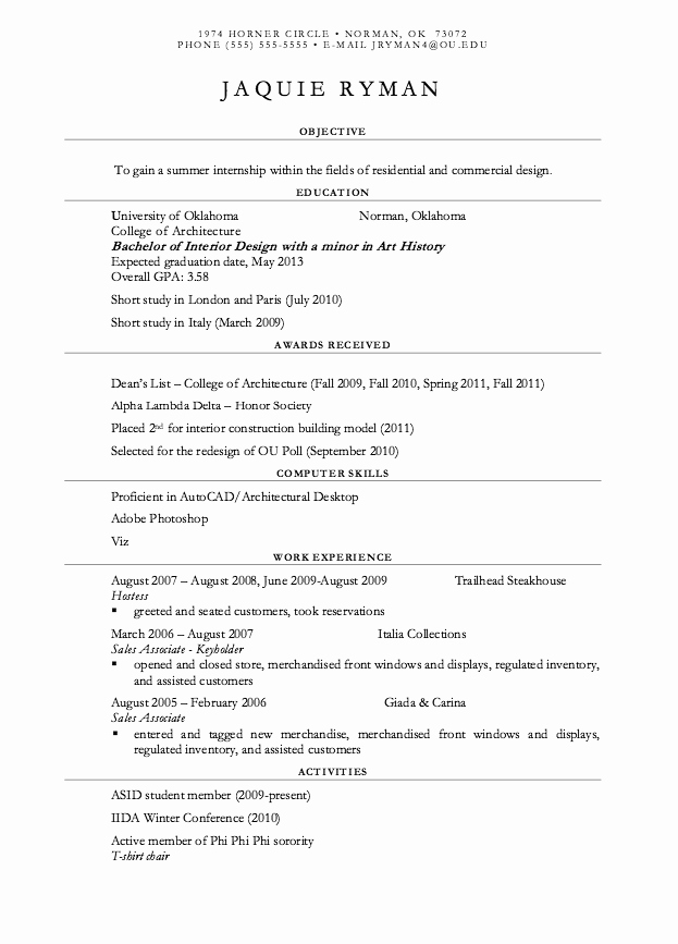 Hostess Job Description for Resume Elegant Pin by Ririn Nazza On Free Resume Sample