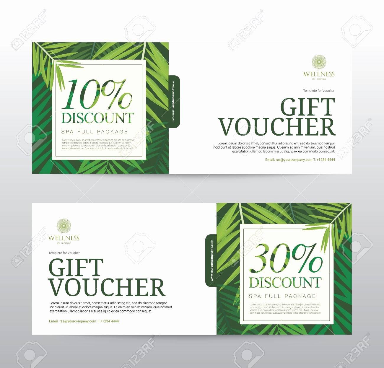 Hotel Gift Certificate Template Best Of Resort Gift Certificate Template