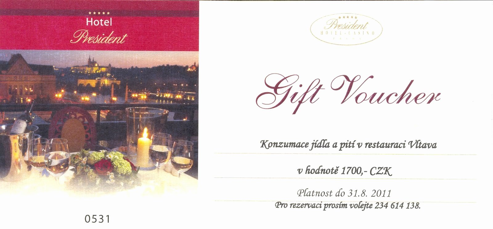 Hotel Gift Certificate Template Lovely Hotel Voucher Template Frompo
