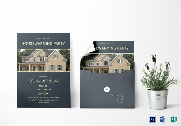 Housewarming Invitation Template Microsoft Word Best Of 23 Housewarming Invitation Templates Psd Ai