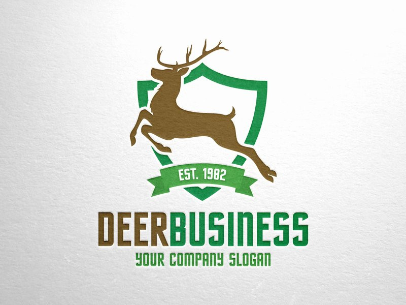 Hunting Logo Design Templates Inspirational Free Deer Logo Download Free Clip Art Free Clip Art On Clipart Library