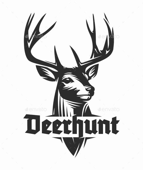 Hunting Logo Design Templates Lovely 781 Best Logo Images On Pinterest