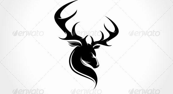 Hunting Logo Design Templates Luxury 30 Creative & Awesome Eps & Ai Animal Logo Templates – Bashooka