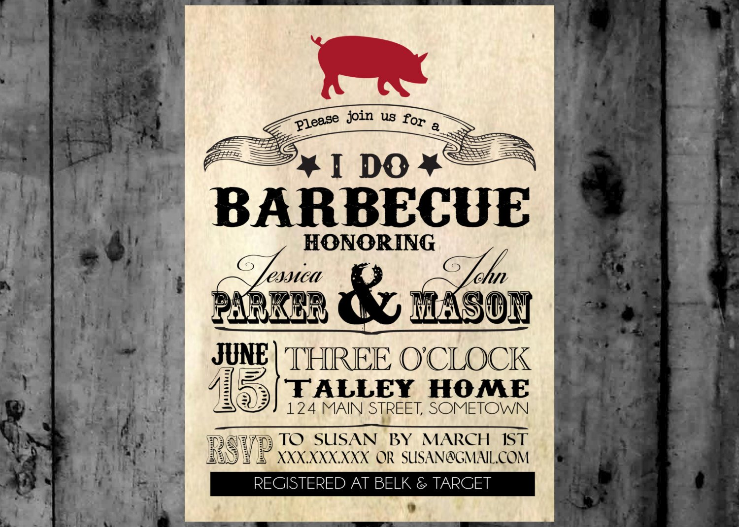 I Do Barbecue Invitations Awesome I Do Bbq Printable Party Invitation