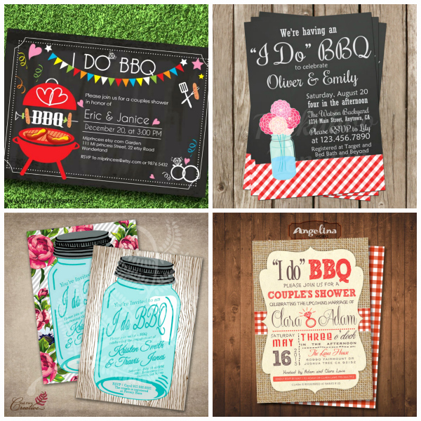 I Do Barbecue Invitations Fresh I Do Bbq Invitations for Weddings