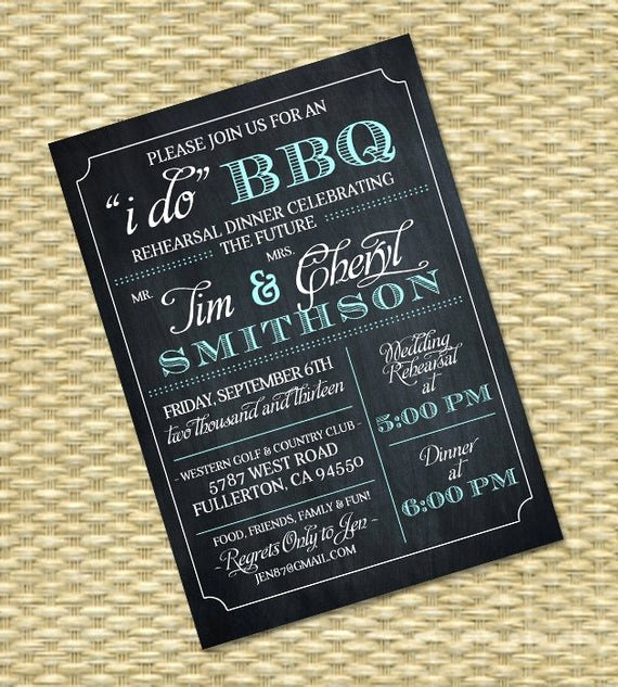 I Do Barbecue Invitations Lovely I Do Bbq Invitation Rehearsal Dinner Invite Couples Shower