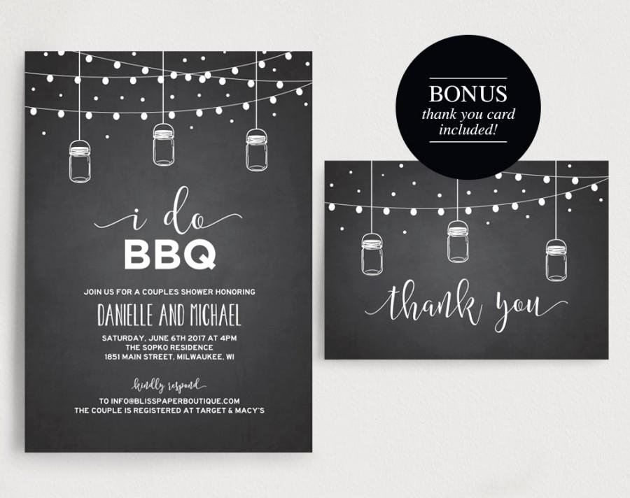 i do bbq invitation i do bbq couples shower barbecue bridal shower bridal shower invitation wedding shower pdf instant bpb287