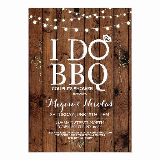 I Do Bbq Invitations Beautiful I Do Bbq Chalkboard Wood Engagement Party Invite