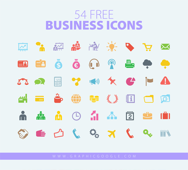 Icons for Business Cards New 10 Royalty Free Web Design Icons Sets for 2017graphic