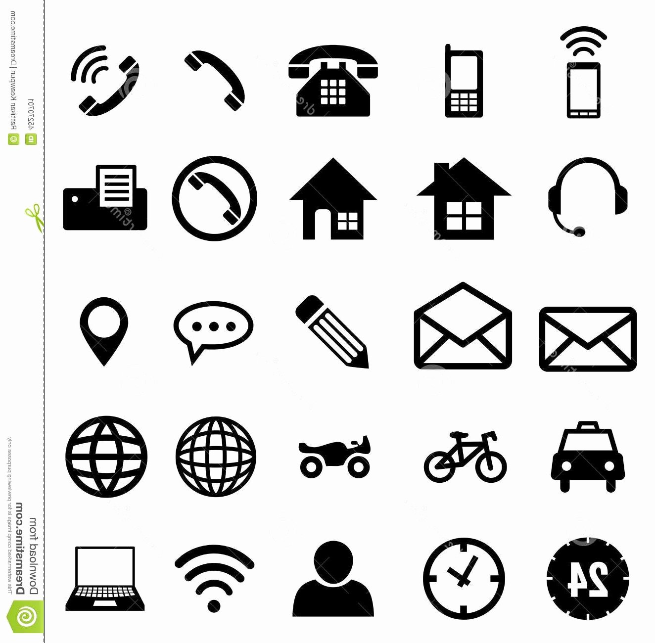 Icons for Business Cards New Best Free Fax Icon Business Card Vector File Free Free