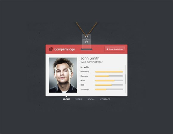 Id Badge Template Photoshop Best Of Sample Id Badge Template 10 Documents In Pdf Psd