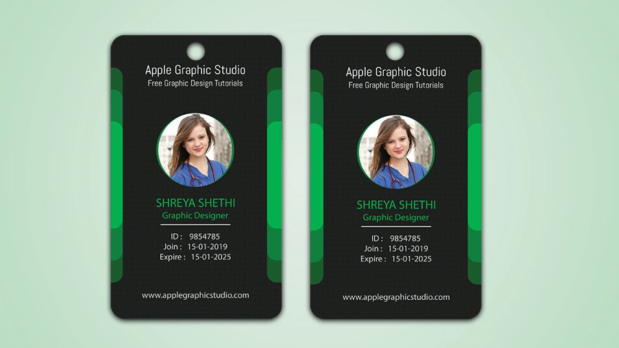 Id Badge Template Photoshop Elegant How to Make Your Own Id Badge In Shop Apple Graphic Studio