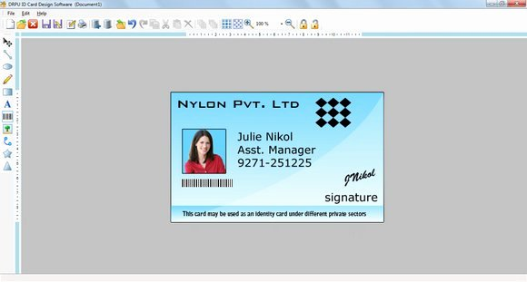 Id Badge Template Photoshop Unique Free Download Shop Id Cards Templates