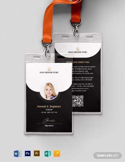 Id Card Templates Photoshop Awesome 381 Free Id Card Templates In Adobe Shop [psd]
