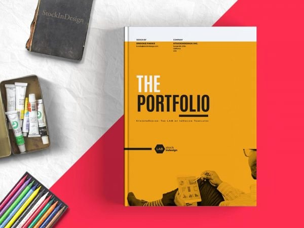 In Design Portfolio Templates Best Of Free Indesign Templates