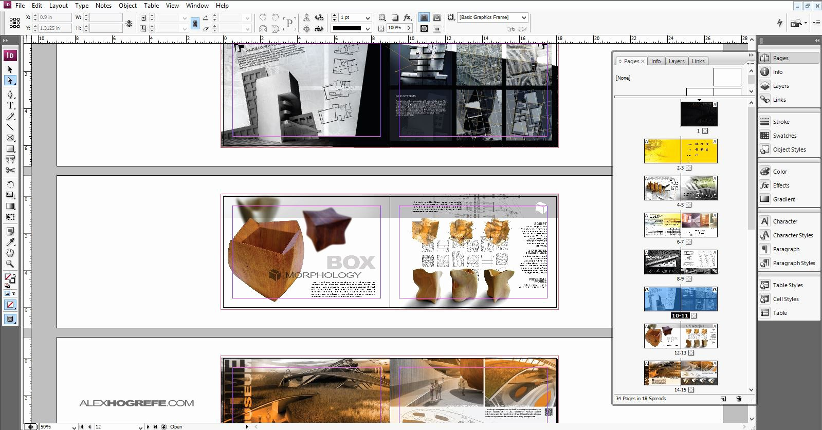 In Design Portfolio Templates Best Of Indesign why Use It