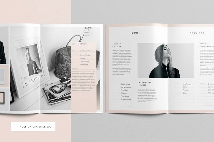 In Design Portfolio Templates Best Of the Newington Portfolio Template is A 22 Page Indesign Brochure Template Available In Both A4