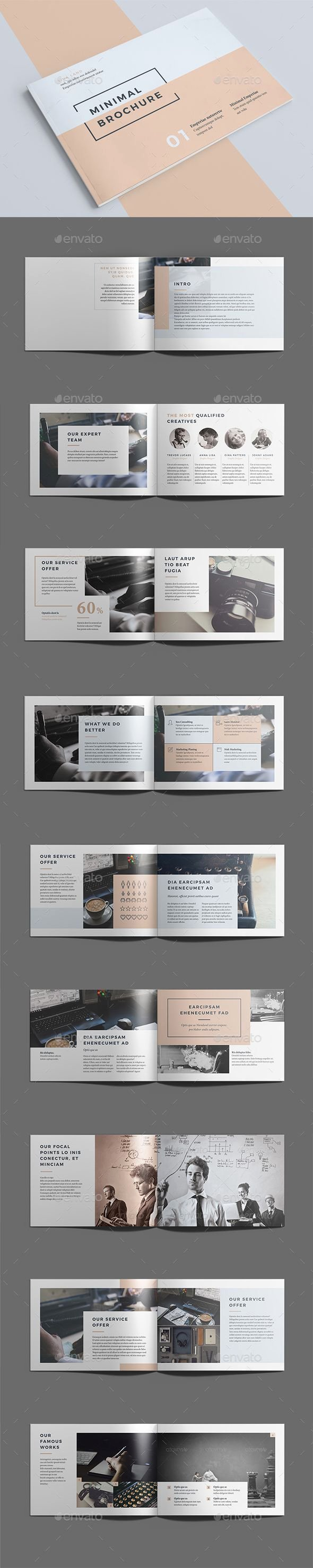 In Design Portfolio Templates Luxury Pin by Best Graphic Design On Brochure Templates